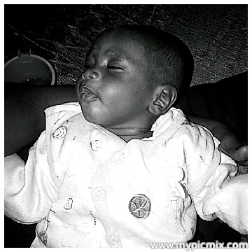 THE BABY BOY THAT WAS NAMED AFTER ME. ADAMU MOHAMMED ...